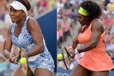 El regreso del clásico: Serena y Venus Williams se enfrentarán en el US Open – Serena Williams –   AdriBosch's Magazine
