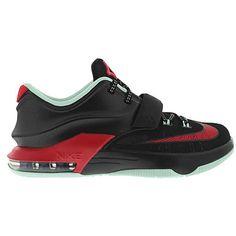 super popular 5191e 89cca Boys  Grade School Nike KD 7 Basketball Shoes   Zoe   Pinterest   Colour  black, Latest styles and Store