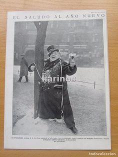 1929 ENEMIGO DE LA LEY SECA SALUDANDO EL NUEVO AÑO. VISITA A MELILLA COMISARIO. VIGO BALAIDOS INAUGU (Coleccionismo - Revistas y Periódicos Antiguos (hasta 1.939))