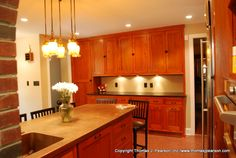 Indianapolis Remodeling Contractor | Thomas J Pearson, Inc. :: Indianapolis  Kitchen Remodel, Washington Boulevard See Before Photos At Our Website, ...
