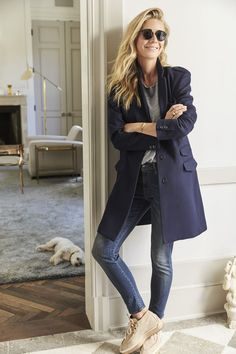 Gwyneth Paltrow's New Goop Label - Gwyneth Paltrow Launches New Goop Label Clothing Line Gwyneth Paltrow, Gweneth Paltrow Hair, Winter Mode Outfits, Winter Fashion Outfits, Autumn Fashion, Fashion Line, New Fashion, Boho Fashion, Fashion Women