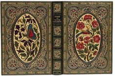 Beautiful book collection from auction house Sotheby's.