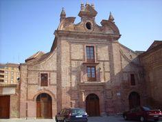 San Agustín el Viejo. Casco Antiguo de Talavera de la Reina. (Pza. San Agustín). Siglo XVII.