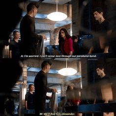 """#Shadowhunters 2x01 """"This Guilty Blood"""""""