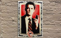 'Agent Cooper' by Epyon5 for Galerie F