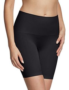 885e0185ab0e Vassarette Women's Invisibly Smooth Slip Short Panty Black Sable, Soft and  sleek fabrication Comfortable no pinch waist with feminine detail  Lightweight and ...