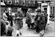 Paul Weller, Oxford, 1984 by Steve Pyke