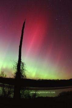 Aurora Borealis Webcam Aurora Borealis Caught On Camera At - Wunderground ohio