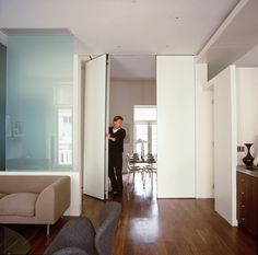 Maida Vale Apartment by Jonathan Clark Architects