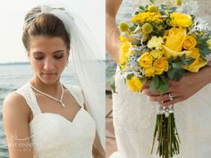 wedding bouquet inspiration, yellow wedding bouquet, wedding photography, bridal inspiration, Shaye Kennedy's Studio | Pittsburgh, PA #weddingphotography #bridalbouquets