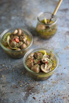 pickled mushrooms wi