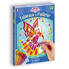 Art and créations colora con brillantini fate Frosted Flakes, Blog, Amazon Fr, Art, Products, Glitter, Faeries, Manualidades, Art Paintings