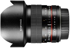 Samyang Prime Lens for Astrophotography - Landscape and Travel Photography Equipment I Can't Live Without Photography Gear, Photography Equipment, Super Wide Lens, Latest Camera, Prime Lens, Wide Angle Lens, Zoom Lens, Focal Length