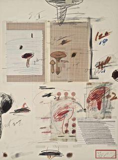 RUDY/GODINEZ: Cy Twombly, Natural History, Part 1, Mushrooms,...
