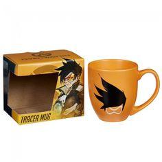 Overwatch Tracer Mug