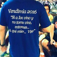 Si a Ica vino y no tomó vino entonces a qué Mierda vino #Ica #ElCatador #LatePost #SemanaSanta16