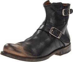 John Varvatos Mens Goodyear Engineer Buckle Boot,Black Sand,9.5 M US John Varvatos,http://www.amazon.com/dp/B007TQXZX2/ref=cm_sw_r_pi_dp_sCFBrb332BE14F9C