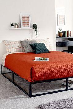 Image for Platform Bed from studio