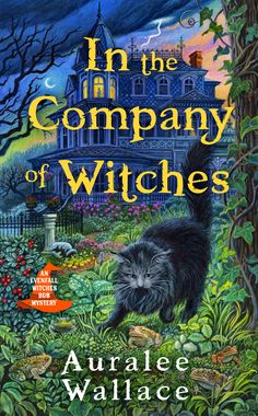 When a guest dies in the B&B she helps her aunts run, a young witch must rely on some good old-fashioned investigating to clear her aunt's name in this magical and charming new cozy mystery. Got Books, Books To Buy, I Love Books, Books To Read, Children's Books, Mystery Novels, Mystery Thriller, Library Posters, Cozy Mysteries