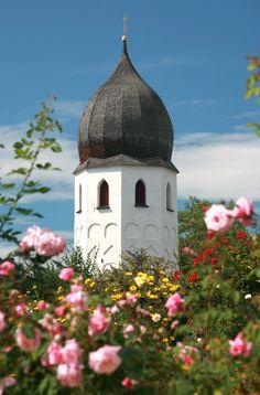 ღღ Bavaria, Germany - Frauenchiemsee                                                                                                                                                      More