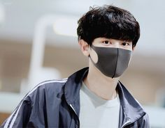 #[180408] #CHANYEOL at INCHEON AIRPORT