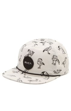 RVCA Shaka Wings Unstructured Hat