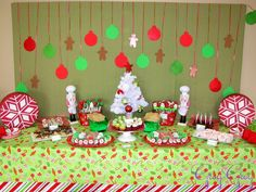"Photo 1 of 15: Cookies with Santa / Christmas/Holiday ""Cookies With Santa!"" 