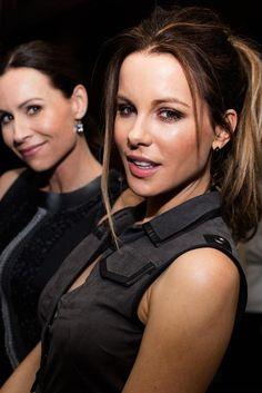Kate Beckinsale and Rachel Katz