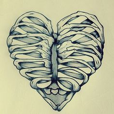 FREAKING LOVE LOVE LOVE THIS! I want an anatomy tattoo to represent my passion for my job :)