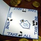 spin the dreidel card