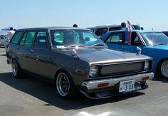 Gotta love those Watanabe Wheels!!!    #Throwback Thursday #watanabe #datsun #nissan #toyota #oldschool jdm #braggenrites.com