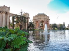 Le palais des beaux arts - Notre voyage aux USA sur www.voyage-aux-etats-unis.com