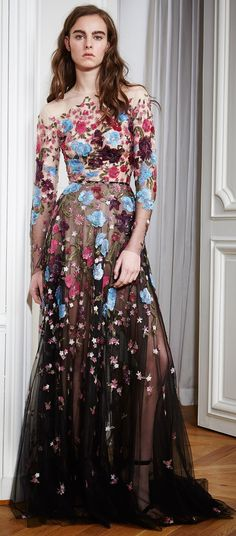 Zuhair Murad Pre-Fall 2016 Fashion Show