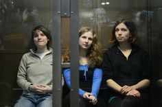 Jailed Pussy Riot Members Expected to Be Freed This Week | Music News | Rolling Stone