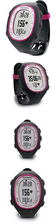 GPS and Running Watches 75230: Garmin Fr70 Fitness Watch With Heart Rate Monitor Sports Watch Ladies Pink -> BUY IT NOW ONLY: $76.99 on eBay!