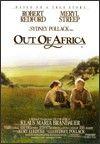 Yo tenía una granja en África... Así empieza. Puedo repetir trozos enteros porque la he visto muchas veces. Robert Redford, Meryl Streep y África. Una de las historias más intensas que he visto en el cine del director Sidney Pollack. También una de mis bandas sonoras favoritas.