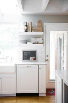 Plug molding under cabinets Under cabinet lights Kitchen remodel by ...