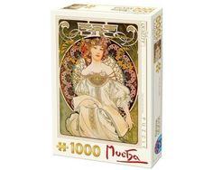Puzzle D-Toys Champenois, 1897 de 1000 Piezas