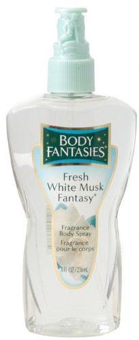 Parfums De Coeur Fresh White Musk Fantasy Fragrance Body Spray for Women 8 Ounce price, review and buy in UAE, Dubai, Abu Dhabi | Souq.com
