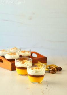 Dessert In A Jar, Dessert Bars, Kinds Of Desserts, Bite Size, Smoothie Recipes, Mousse, Panna Cotta, Cake Recipes, Bakery