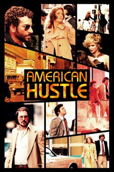A con man, Irving Rosenfeld, along with his seductive British partner Sydney Prosser is forced to work for a wild FBI agent Richie DiMaso. D...