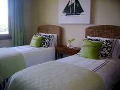 Guest Bedroom Ideas Twin Beds #1