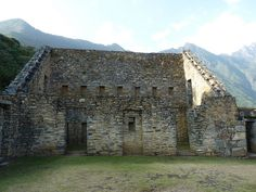 Choquequirao is a ruined Inca city in south Peru, similar in structure and architecture to Machu Picchu.