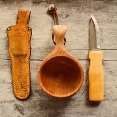 by J Marttiini. It has been on continuous use for 30 years. Bushcraft Gear, Bushcraft Camping, Bushcraft Skills, Survival Hunter, Survival Gear, Survival Stuff, Kuksa Cup, Shelter Tent, Longhunter