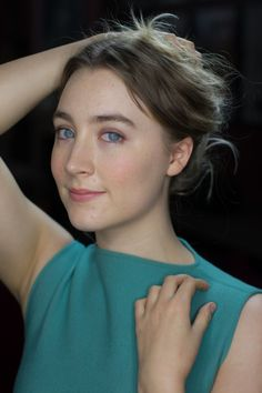 SAOIRSE RONAN in USA Today Magazine, November 2015 Issue