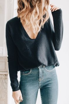 Awesome 44 Amazing High Wasted Jeans Ideas Trending Now Fashion Mode, Look Fashion, Urban Fashion, Girl Fashion, Fashion Outfits, Lifestyle Fashion, Womens Fashion, Woman Outfits, Streetwear