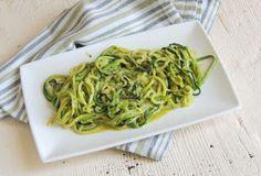 Wicca by Lumen Radio: Spaghetti  crudisti di zucchine