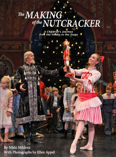 The Making of the Nutcracker - a great gift for the holidays!  @You Are Here