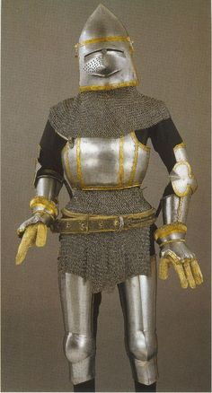 1386 Churburg - one of my favourite combat harnesses
