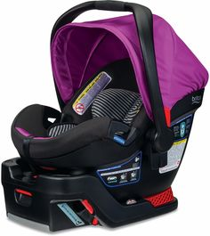 Britax B-Safe 35 Elite Infant Car Seat - Concord